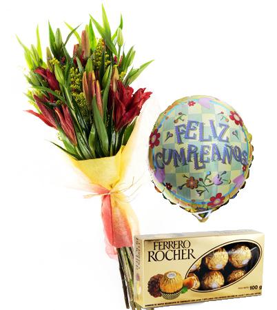 Flores a domicilio en santiago ofertas y productos de calidad for Plantas a domicilio santiago